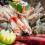 Comer marisco fresco del cantábrico en Santander